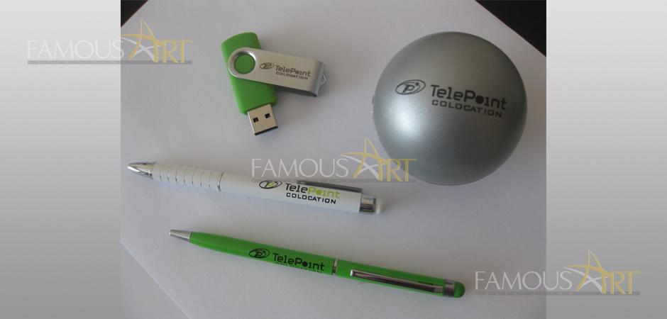 Химикалки_USB флаш памет_Антистрес топче